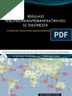 Regulasi Perlindungan Dan Pemanfaatan Hiu Di Indonesia