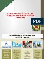 Sanidad Ffaa-pnp, Militar y Naval