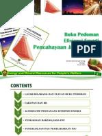 Buku Pedoman Penerangan Jalan Umum-Presentasi