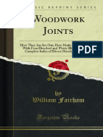 Woodwork Joints 1000005652