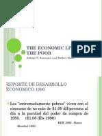 Economia Sobre La Pobreza