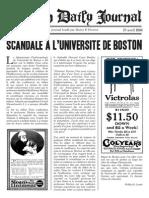 Boston Daily Journal