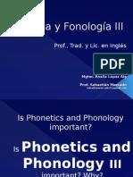 Fonética y Fonología III - Day 1