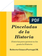Pinceladas de La Historia