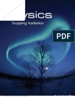 Stopping Radiation - Physics EEI (Kyle Jeffrey)