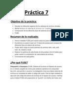 Practica Sistemas de Archivos FileSystem
