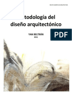 Metodologia Del Diseno Arquitectonico-1