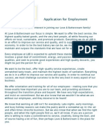 Application for Employment Copy