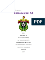 Kelompok 11 (Epidemiologi k3)