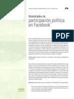 Participacion politica en Facebook.pdf