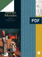 Murilo Mendes-Melhores Poemas-Global Editora (2012)