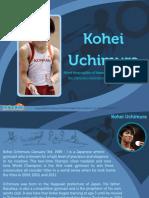 Kohei Uchimura - Famous Sports Celebrity For Kids.