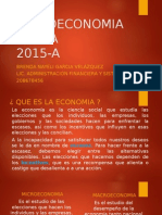 Que Es La Economia CAPITULO 1