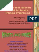 Power Point Pelancaran Launching Smart School Teacher