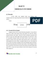 Bab Vi Decoder Encoder