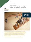 Fm Trasmisor Con Transistores