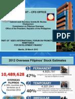 Site Visit to CFO