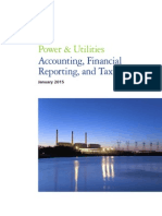 Power - Utilities 2014 Accounting- Financial Reporting- And Tax Update