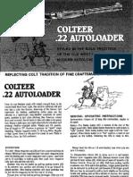Colt Colteer .22 Auto Loader