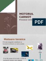 Motorul Carnot