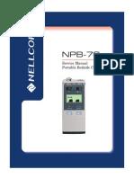Nellcor NBP-70 Service Manual