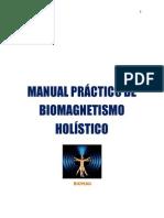 Manual Práctico de Biomagnetismo