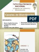 Unidad 1 Canales Distribucion