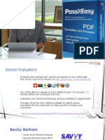 70-331 Core Solutions of Microsoft SharePoint Server 2013