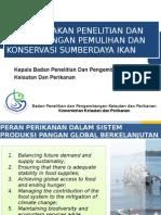 Konservasi Sumberdaya Ikan
