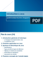 Introduction à Java