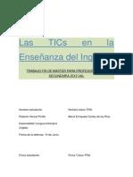Las TICs en La Enseñanza Del InglesRoberto Venzal Pinilla