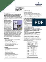 Technical Data LT460