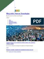 Blog de Informacion