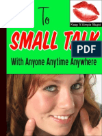 How to Small Talk
