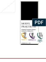 [Full] Modul Praktikum Pengujian Material 2015 (DT)