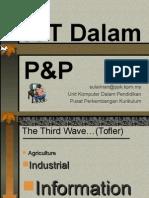 Penggunaan ICT Dalam P & P - PPK1