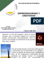 Emprendedurismo y Creatividad