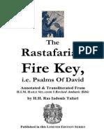 Rastafari Fire Key Amharic Psalms Digest