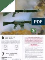 Franchi Spas 12 & 15 Manual
