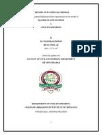 Sekhar Frc Report
