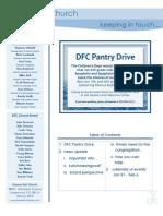 Newsletter - January 31, 2010