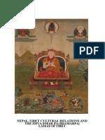 NEPAL-TIBET CULTURAL RELATIONS ANDTHE ZHVA-DMAR-PA (SHAMARPA) LAMAS OF TIBET