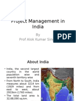 Project in India