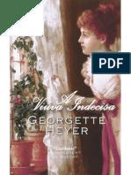 A Viuva Indecisa - Georgette Heyer