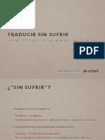 Traducir sin sufrir