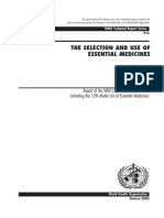 Anatomical Therapeutic Chemical Classification of Drugs