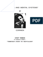 Corinda - Step 03 of 13 Steps to Mentalism - Mnemonics and Mental Systems (OCR)