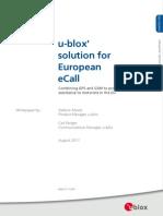 u-blox_eCall_whitepaper_(MNS-X-11005).pdf