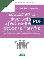 Manual Monitor Educar en La Diversidad Afectivo-sexual 0