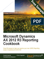 Microsoft Dynamics AX 2012 R3 Reporting Cookbook - Sample Chapter